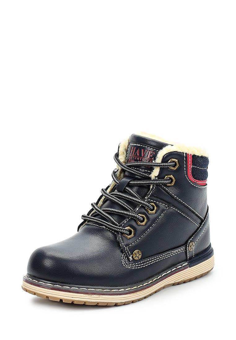 Ботинки для мальчиков Obba (Обба) 1031550133