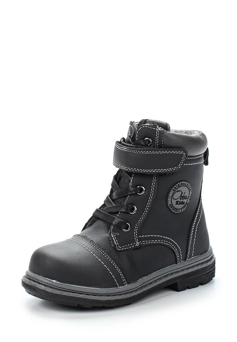 Ботинки для мальчиков Obba 5227293