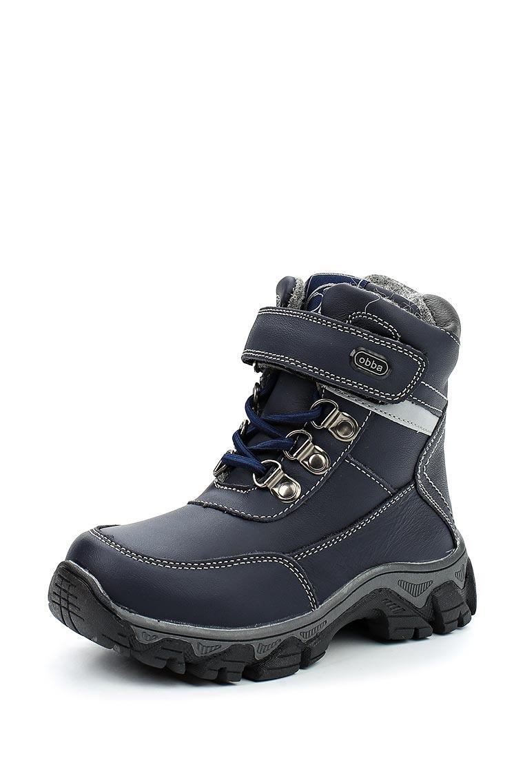 Ботинки для мальчиков Obba (Обба) 52272951