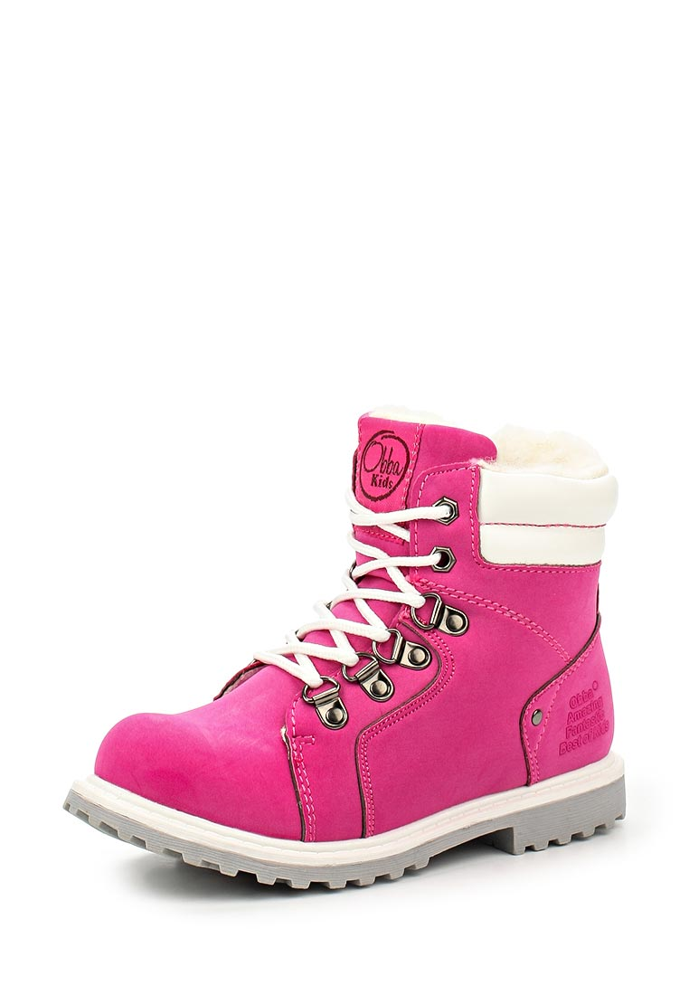 Ботинки для девочек Obba 581111101