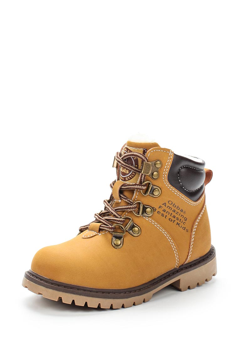 Ботинки для девочек Obba (Обба) 581111102