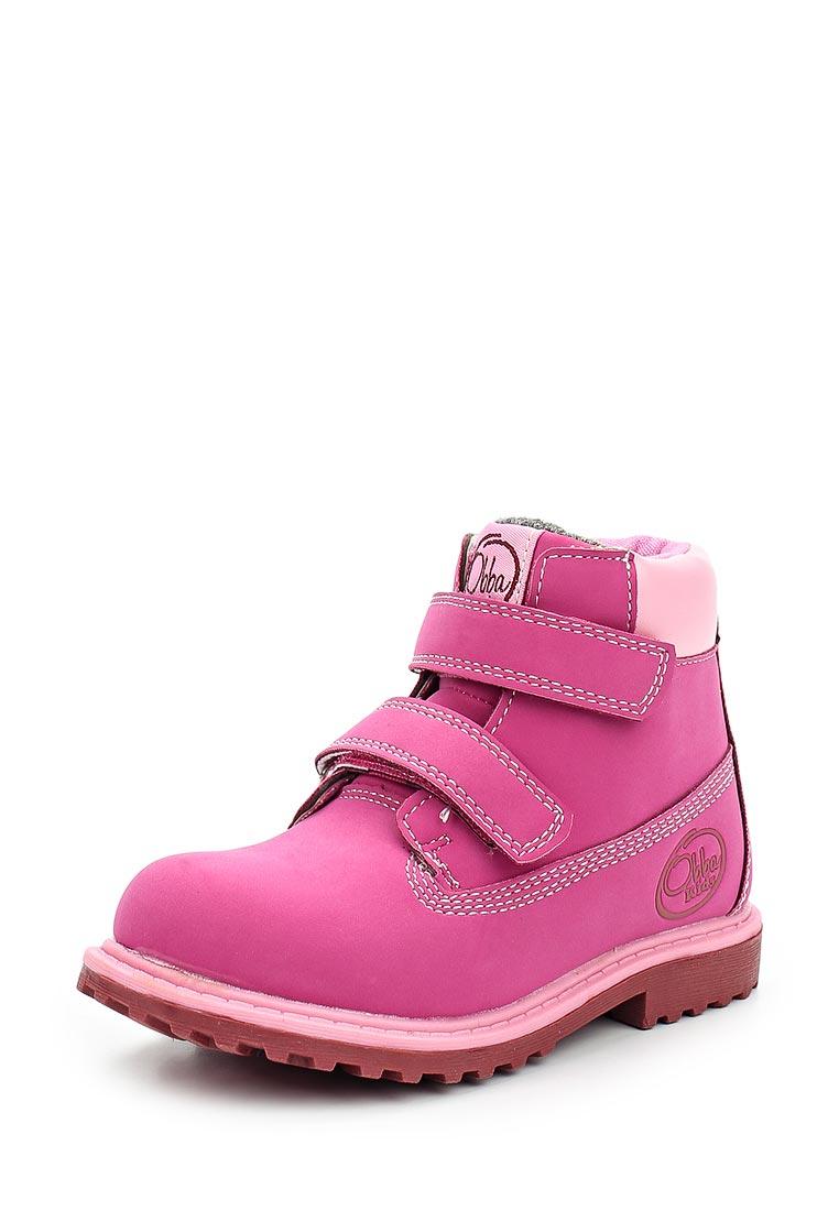 Ботинки для девочек Obba 58111115