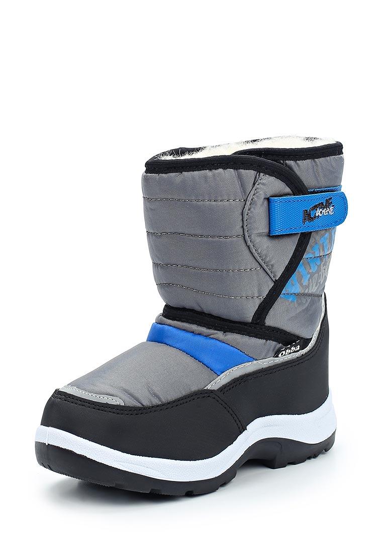 Ботинки для девочек Obba (Обба) 51680667