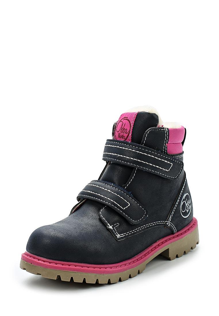 Ботинки для девочек Obba 58181776