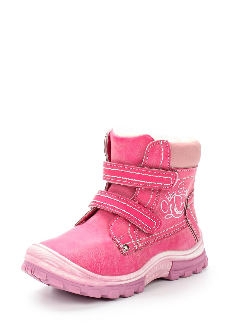 Ботинки для девочек Obba 581112531