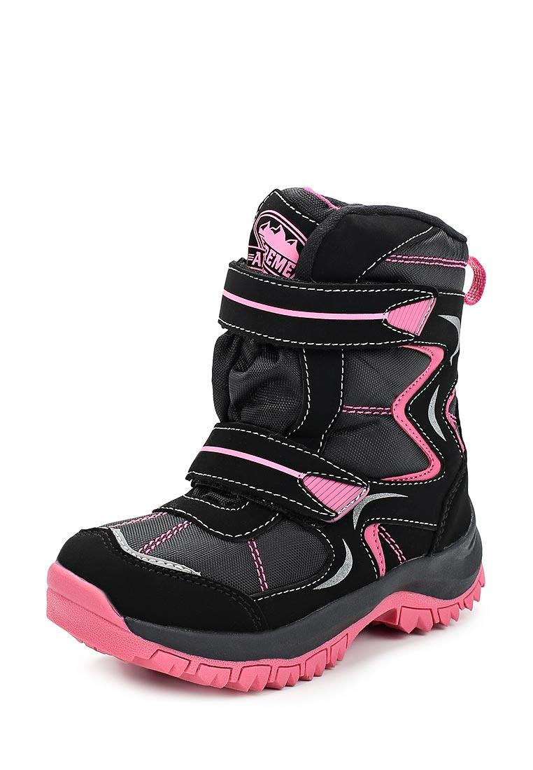 Ботинки для девочек Obba (Обба) 1031450751