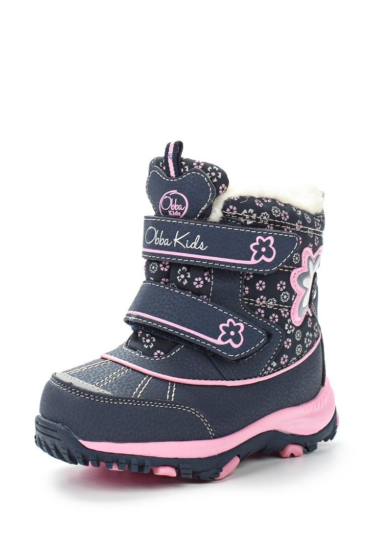 Ботинки для девочек Obba (Обба) 1238571