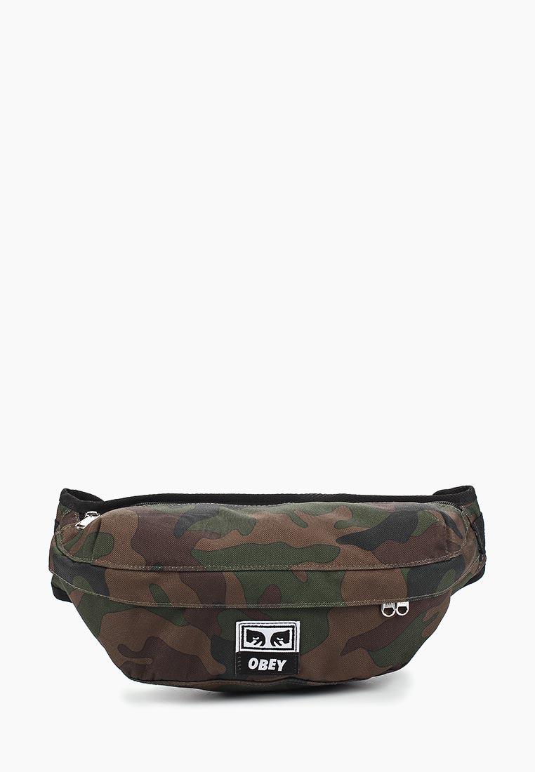 Поясная сумка Obey 100010093