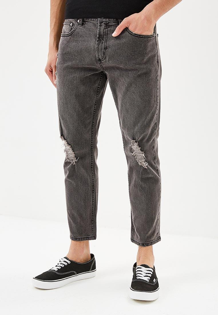 Зауженные джинсы Obey 142010056