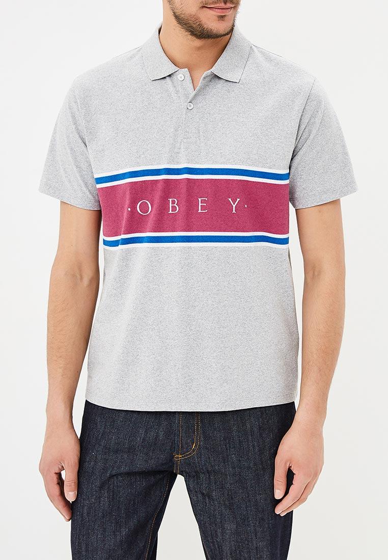 Мужские поло Obey 131090031