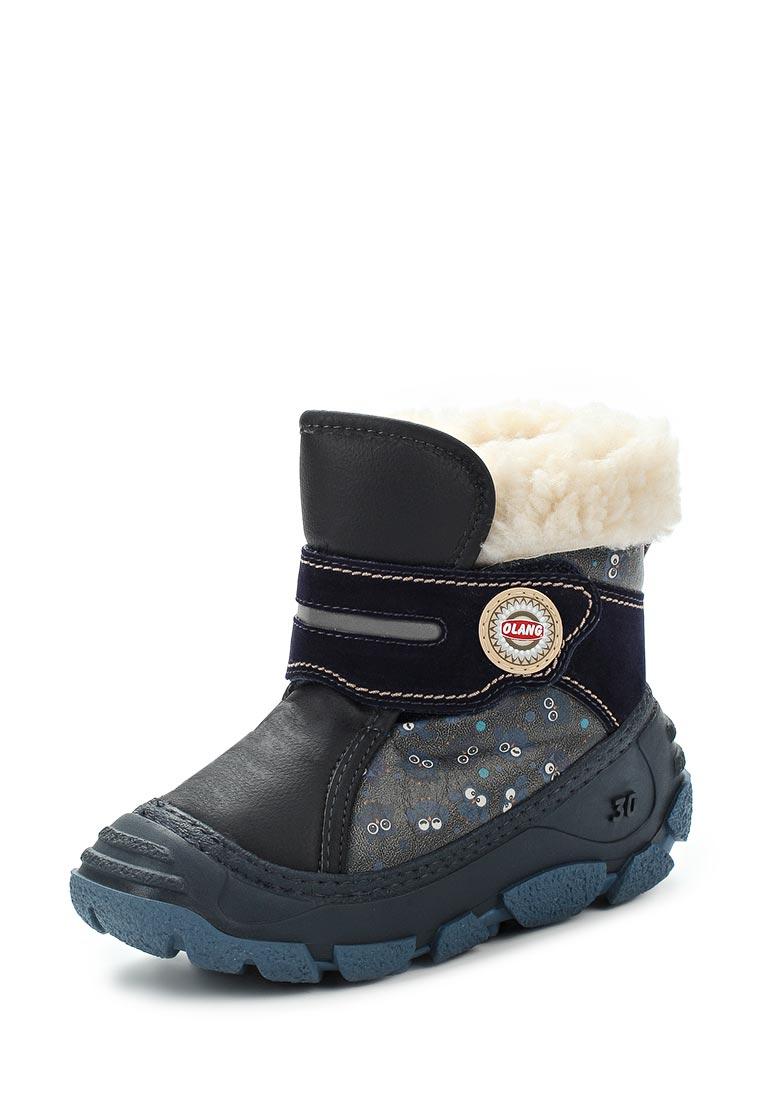 Ботинки для мальчиков Olang Cucciolo 82