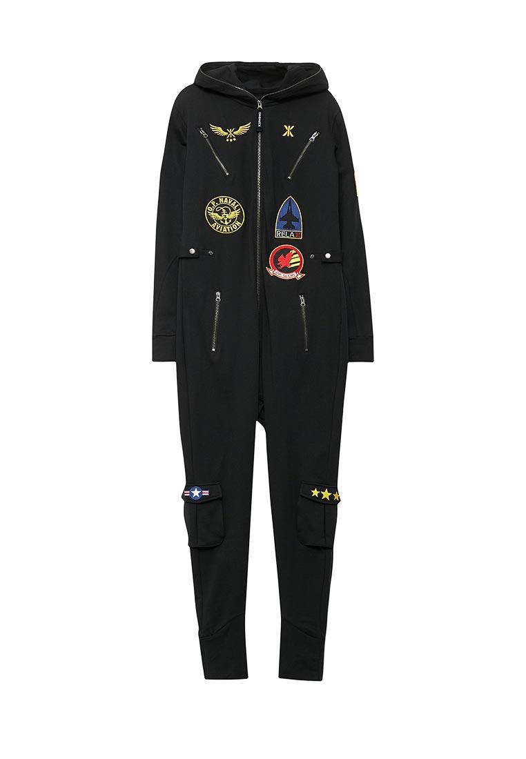 Мужские повседневные брюки OnePiece P-LI15005B