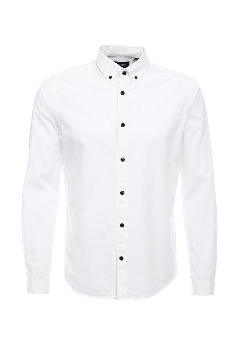 Рубашка с длинным рукавом Only & Sons 22004470