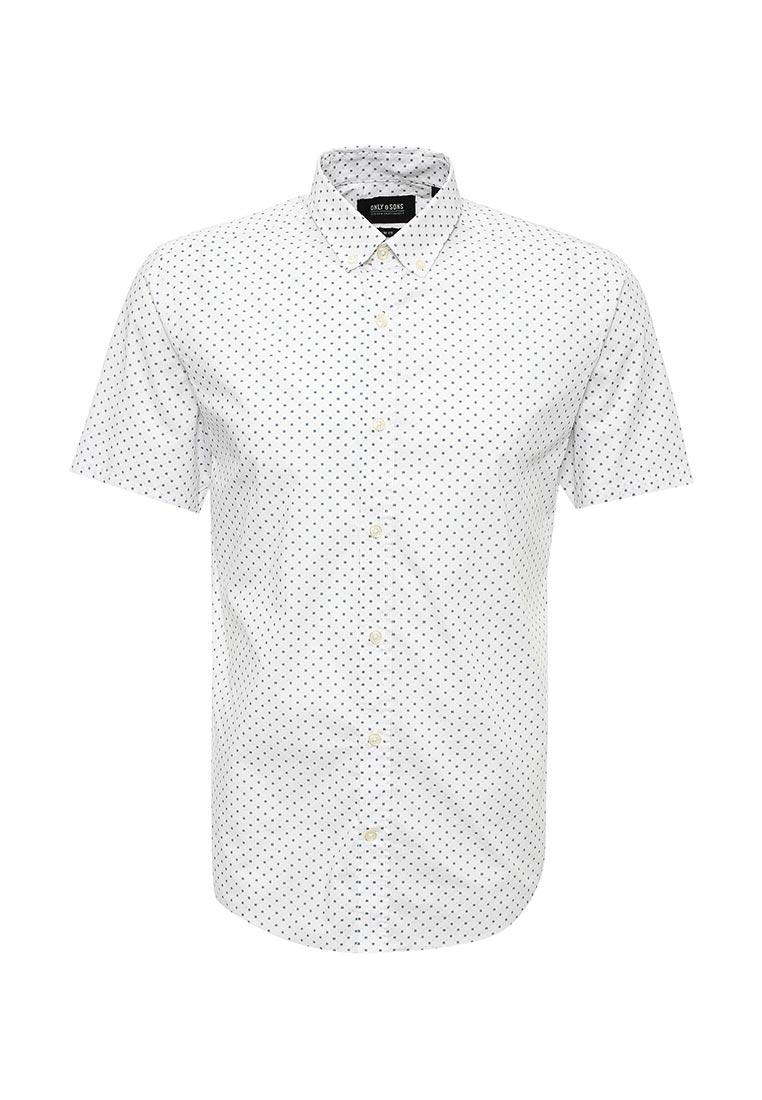 Рубашка с коротким рукавом Only & Sons 22006142