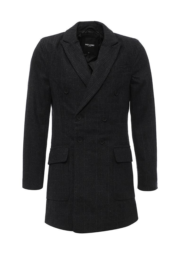 Мужские пальто Only & Sons (Онли Энд Санс) 22007640