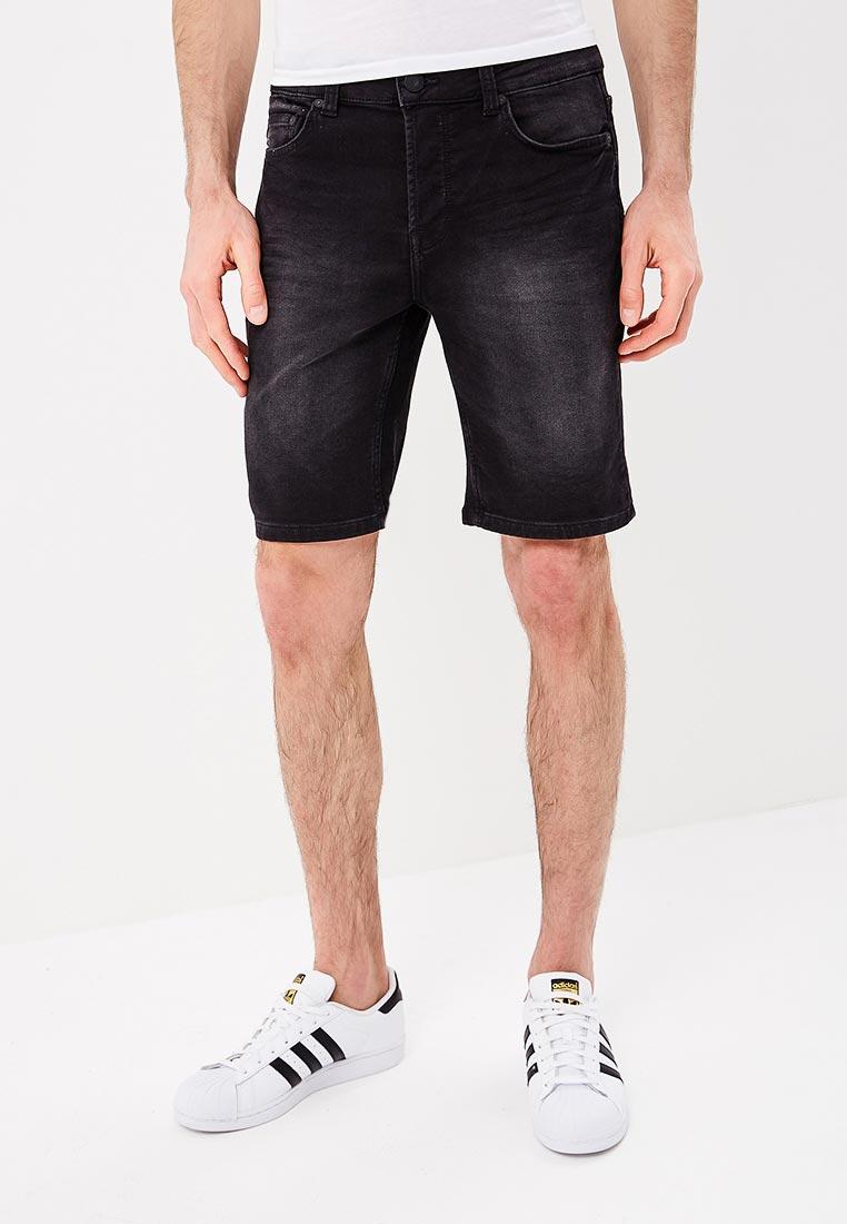 Мужские джинсовые шорты Only & Sons (Онли Энд Санс) 22008475