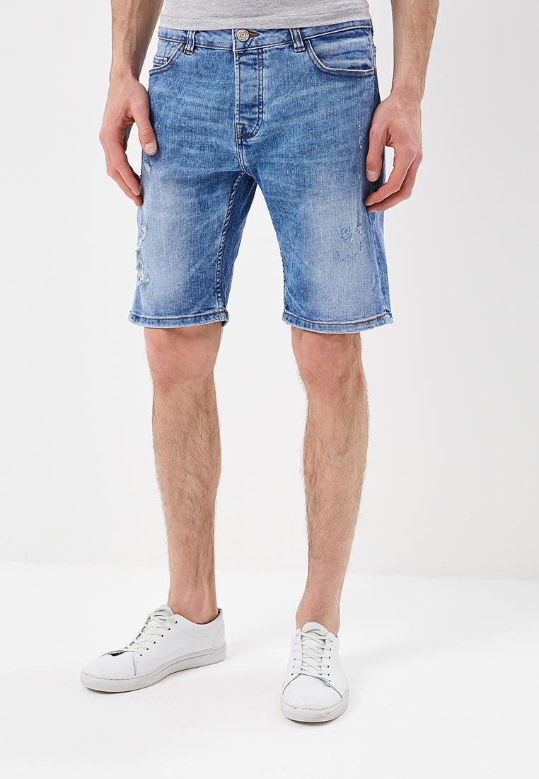 Мужские джинсовые шорты Only & Sons (Онли Энд Санс) 22008600