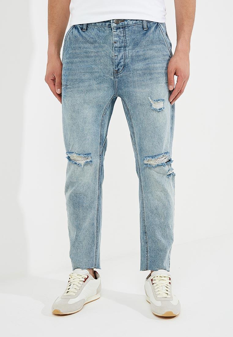 Зауженные джинсы One Teaspoon (Вантиспун) 20465