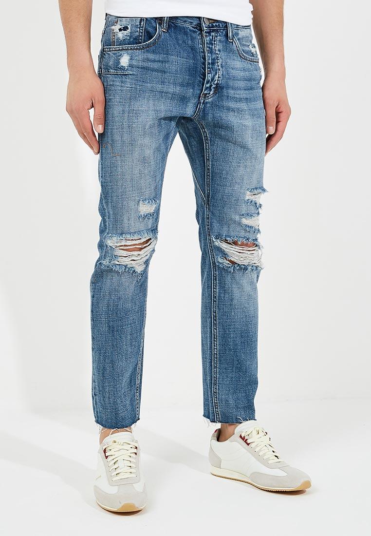 Зауженные джинсы One Teaspoon (Вантиспун) 20468