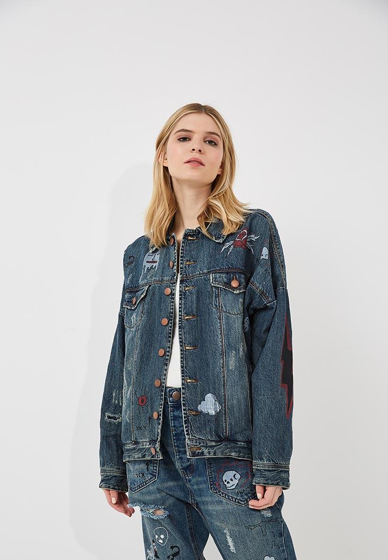 Джинсовая куртка One Teaspoon (Вантиспун) 20843