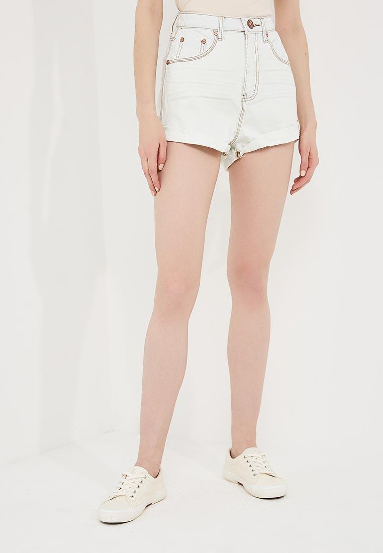 Женские джинсовые шорты One Teaspoon (Вантиспун) 20571