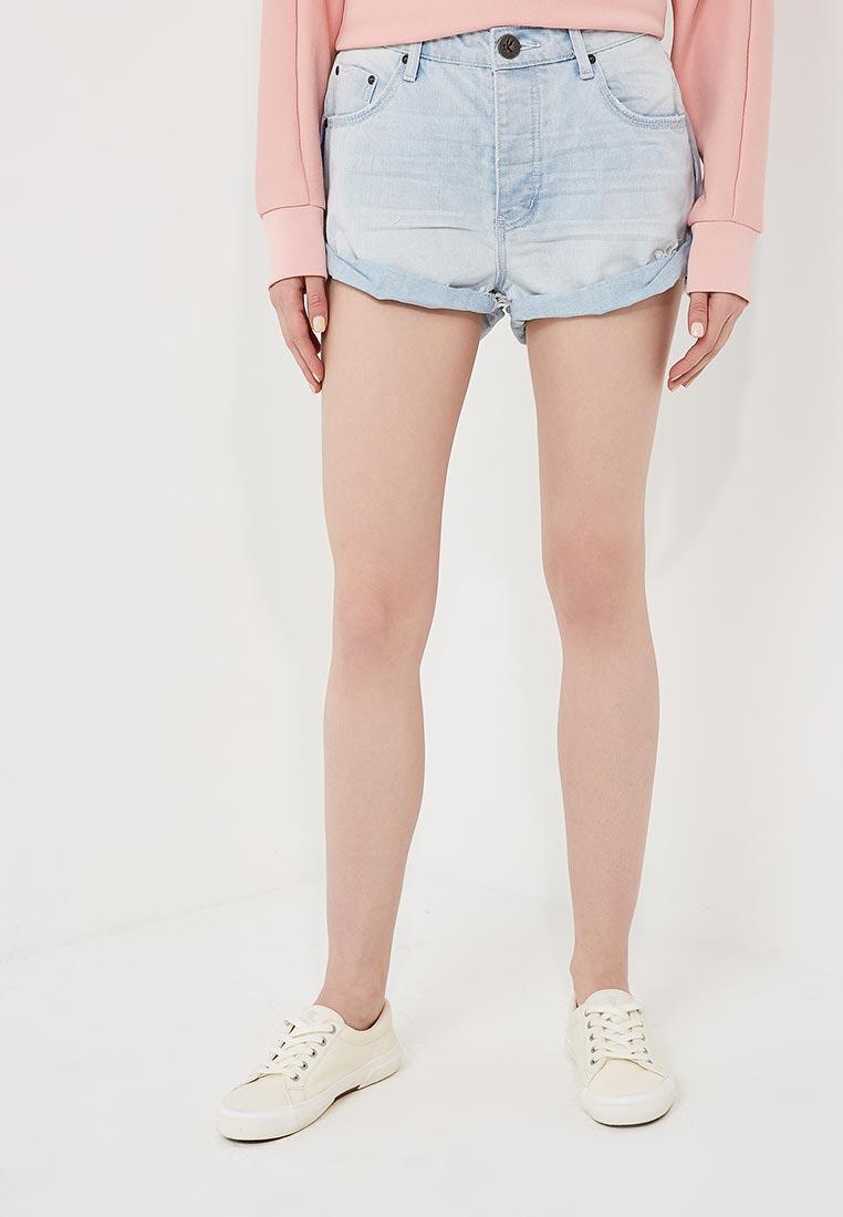 Женские джинсовые шорты One Teaspoon (Вантиспун) 20368