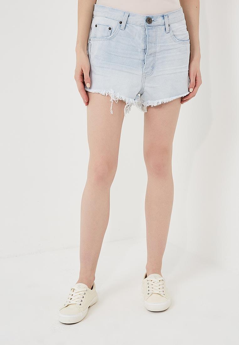 Женские джинсовые шорты One Teaspoon (Вантиспун) 20272