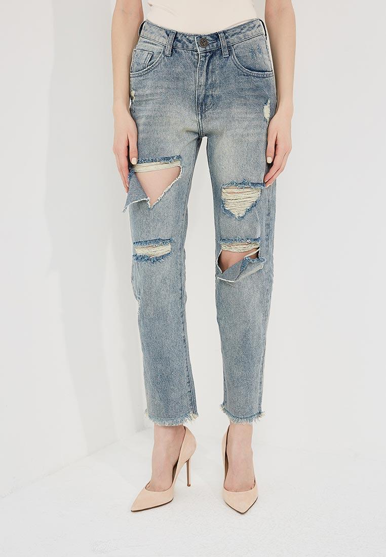 Зауженные джинсы One Teaspoon (Вантиспун) 20361