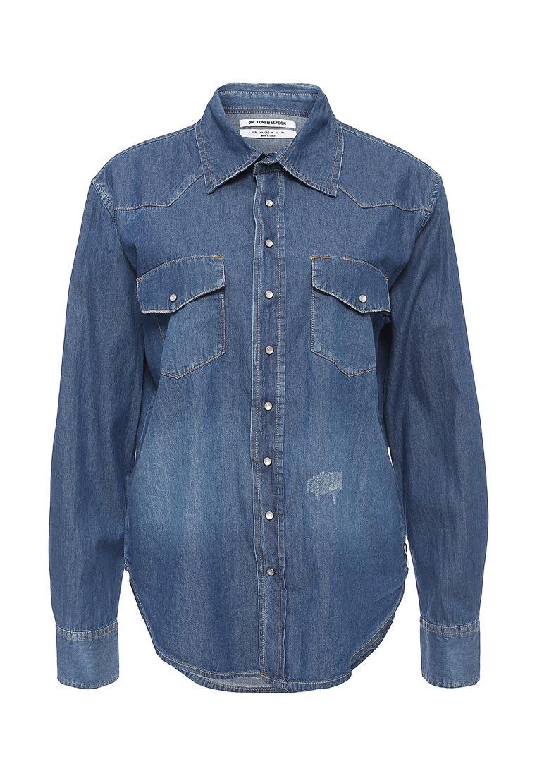 Женские джинсовые рубашки One Teaspoon 19031