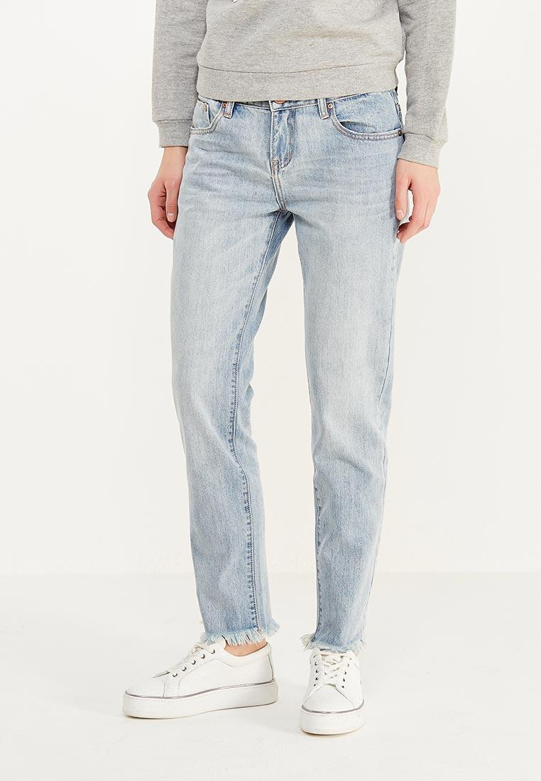 Зауженные джинсы One Teaspoon 19547F