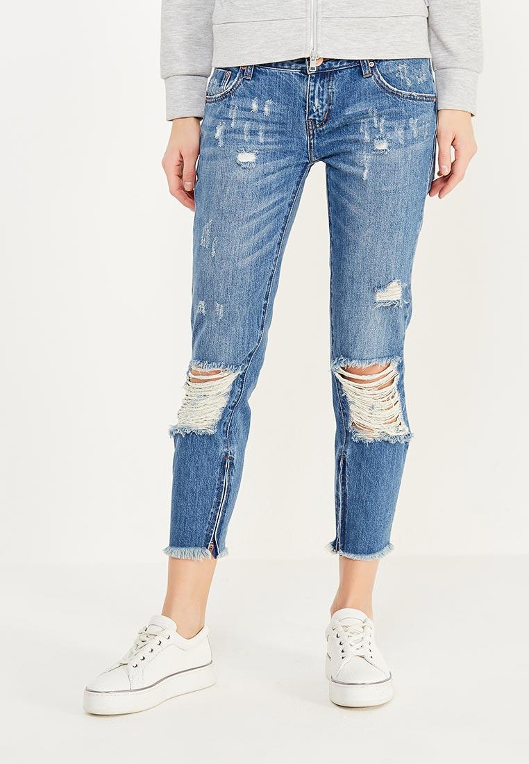 Зауженные джинсы One Teaspoon 19549A