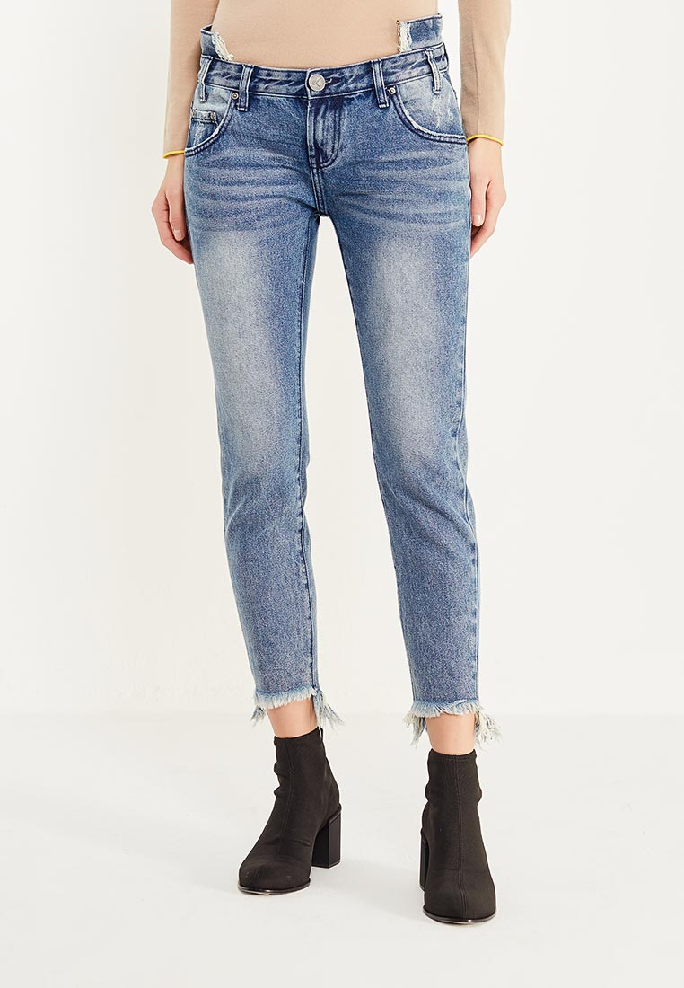 Зауженные джинсы One Teaspoon 19934
