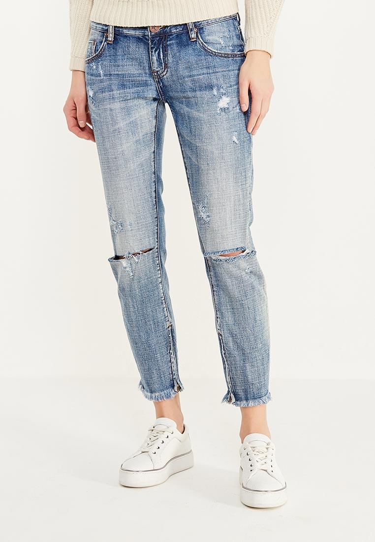 Зауженные джинсы One Teaspoon 19549D
