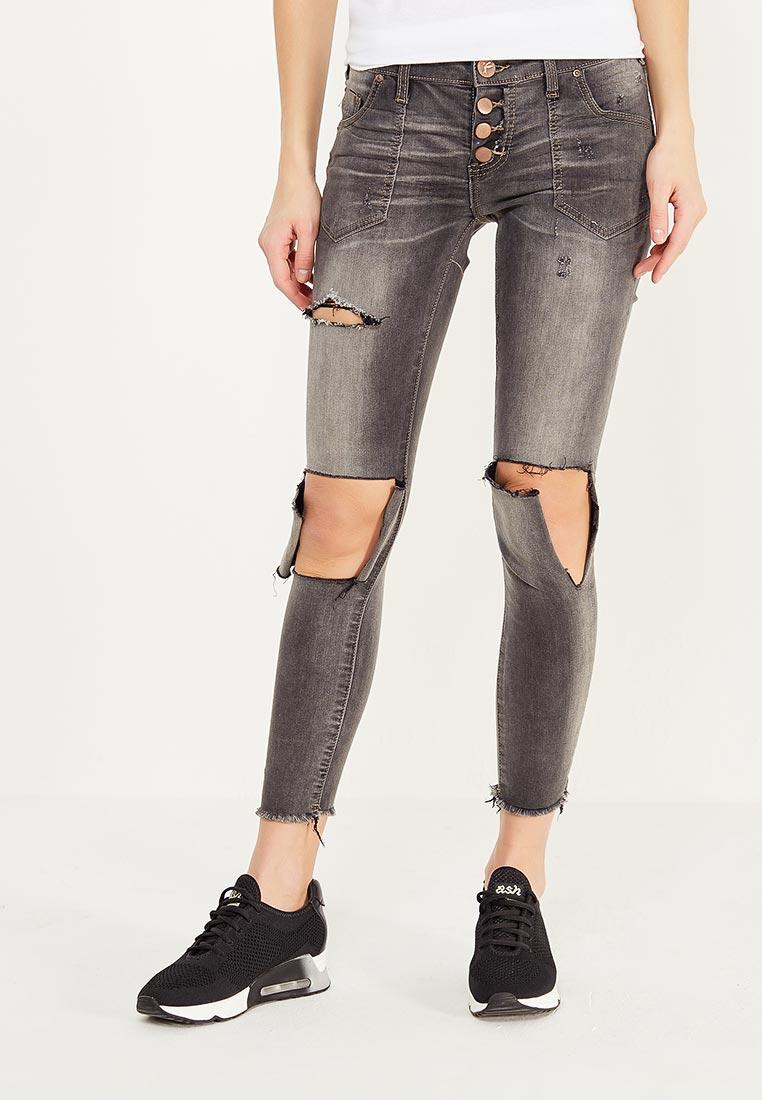 Зауженные джинсы One Teaspoon 19460B