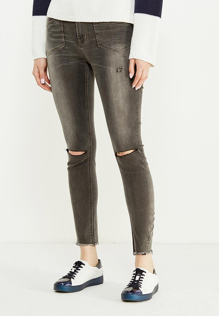 Зауженные джинсы One Teaspoon 19470B