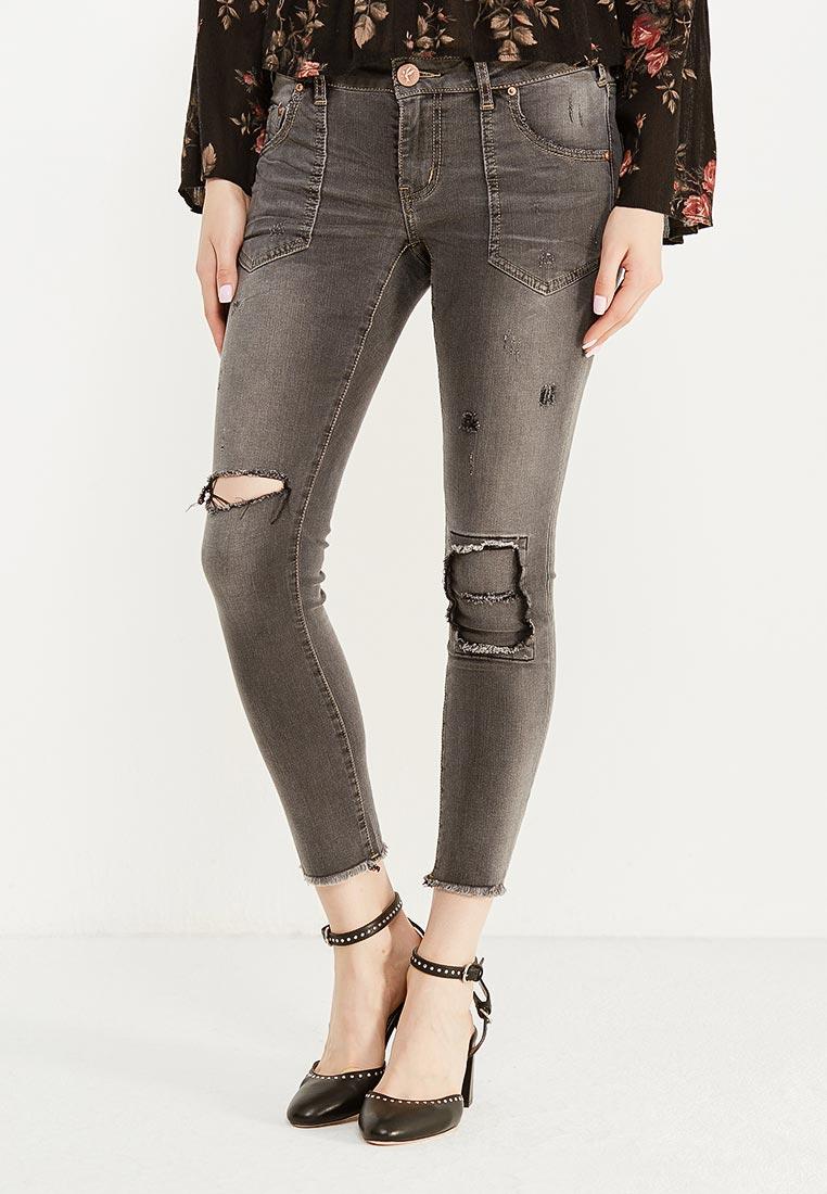 Зауженные джинсы One Teaspoon 19446B