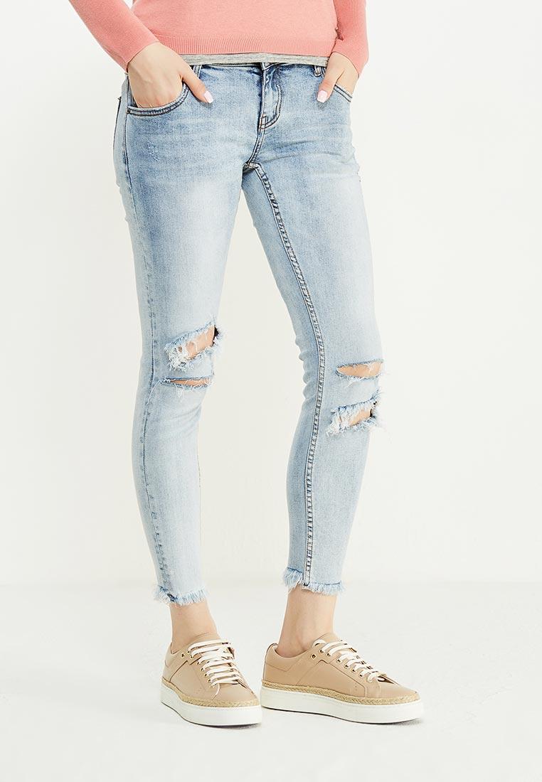 Зауженные джинсы One Teaspoon 19446D