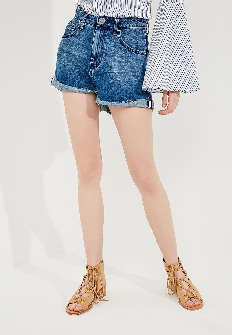Женские джинсовые шорты One Teaspoon (Вантиспун) 20073