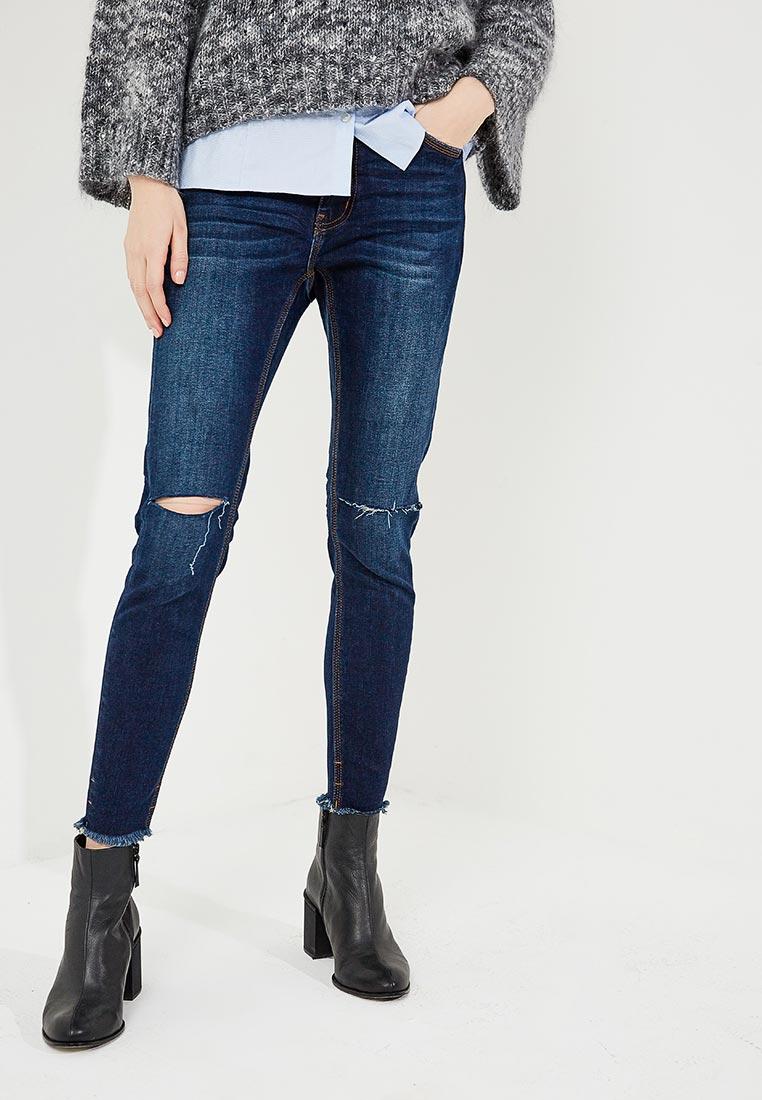 Зауженные джинсы One Teaspoon 20029