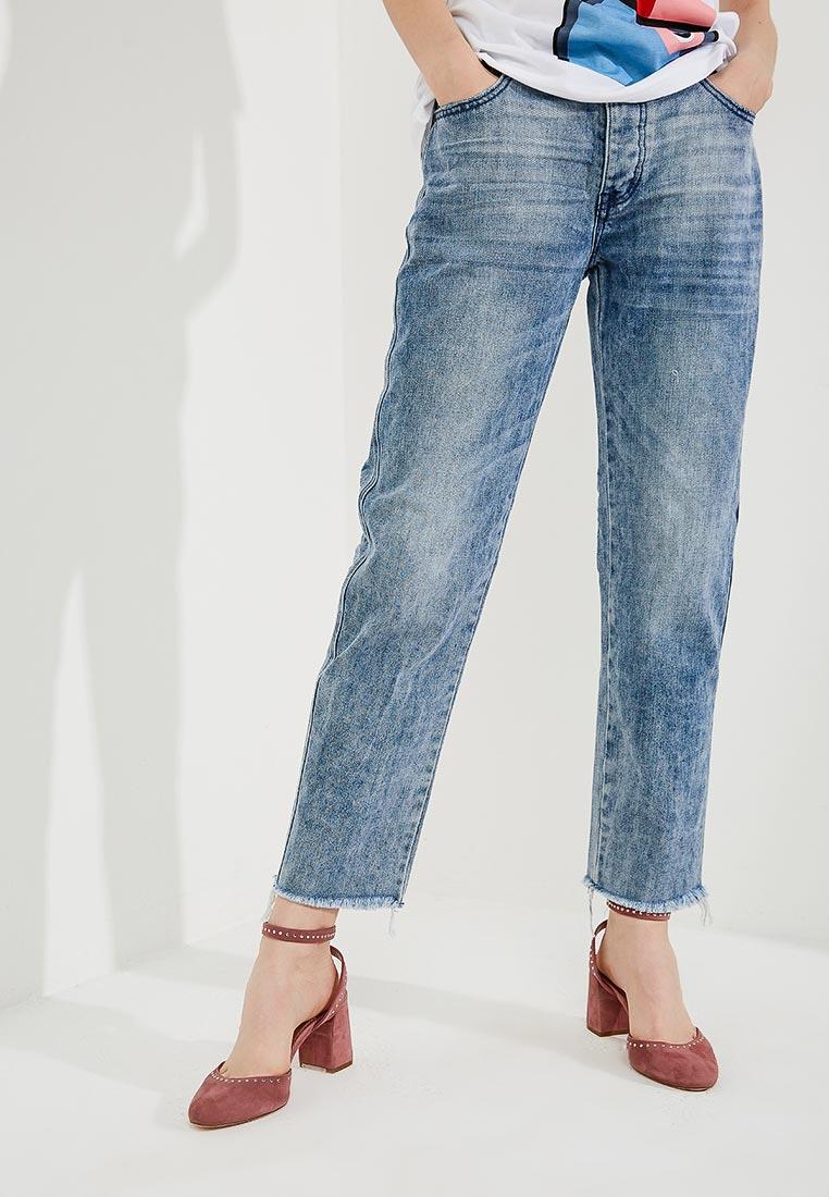 Прямые джинсы One Teaspoon (Вантиспун) 20342