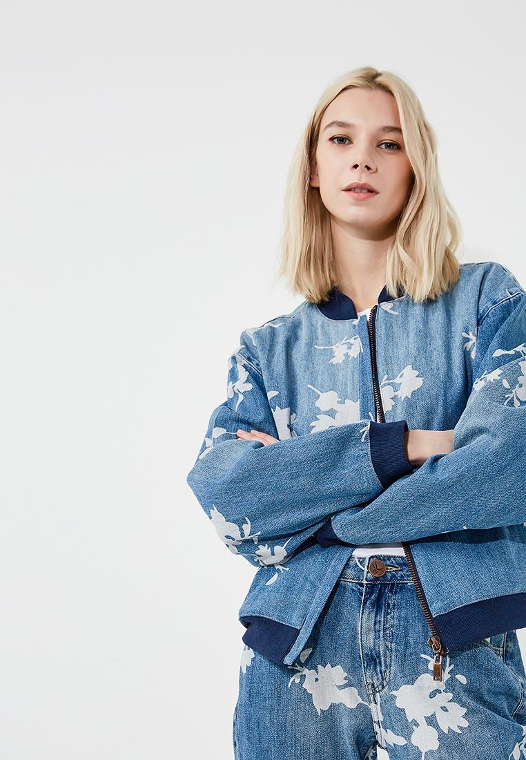 Джинсовая куртка One Teaspoon 20000