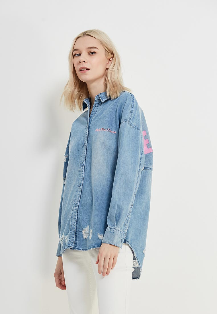 Женские джинсовые рубашки Only 15153034