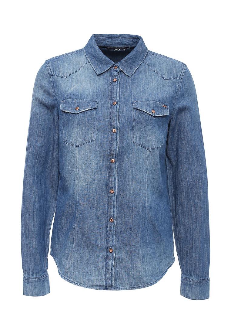 Женские джинсовые рубашки Only 15119461