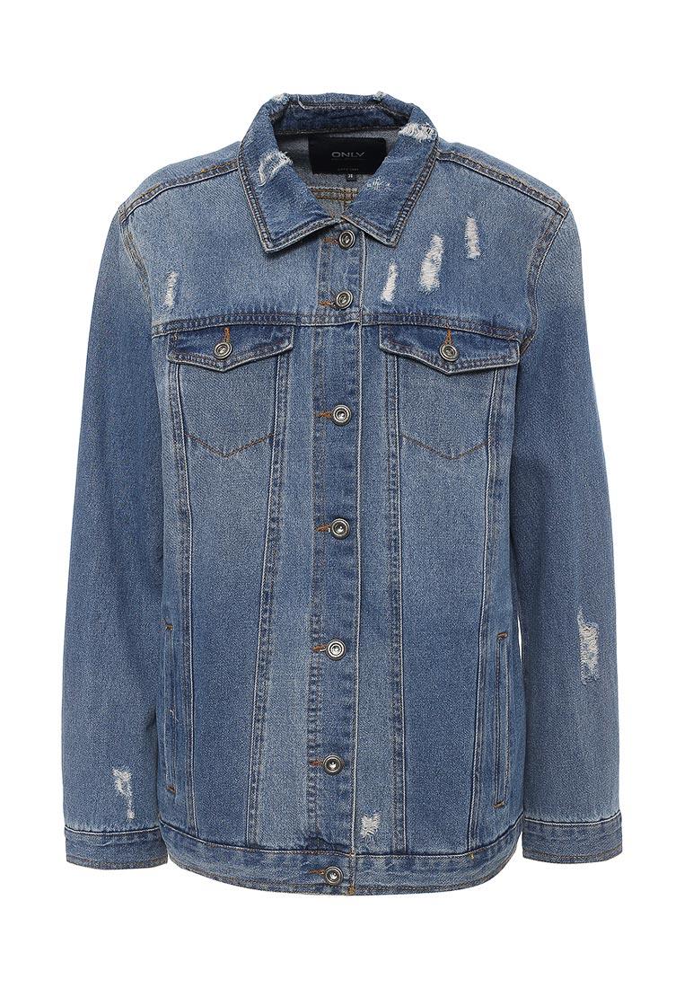 Джинсовая куртка Only 15135970