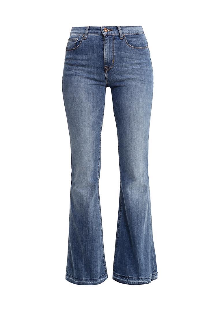 Широкие и расклешенные джинсы Only 15110409