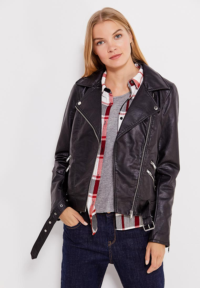 Кожаная куртка Only 15129922