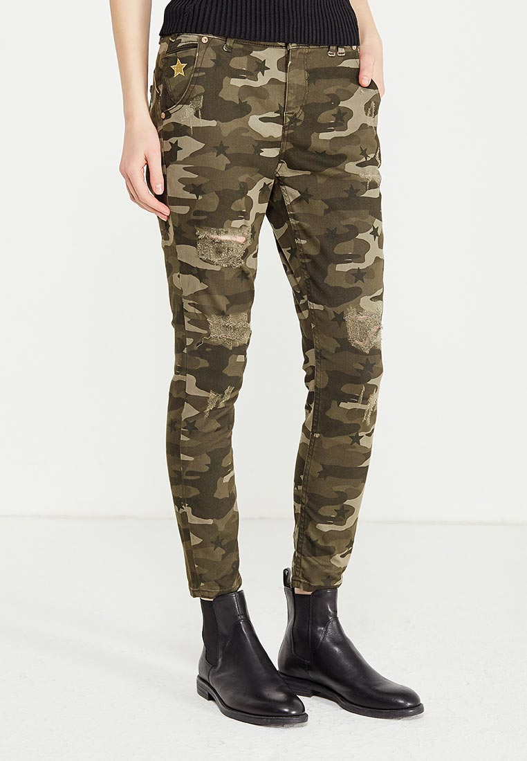Женские зауженные брюки Only (Онли) 15137177