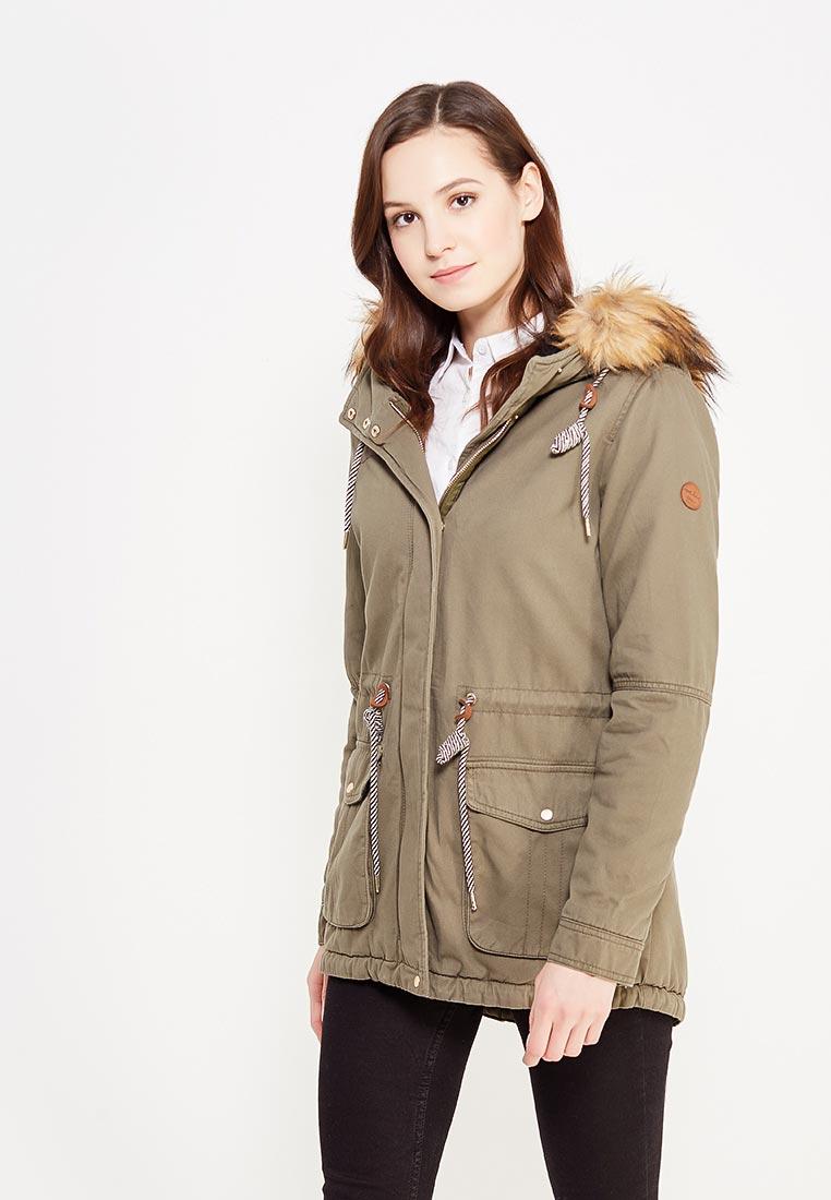 Утепленная куртка Only 15136913