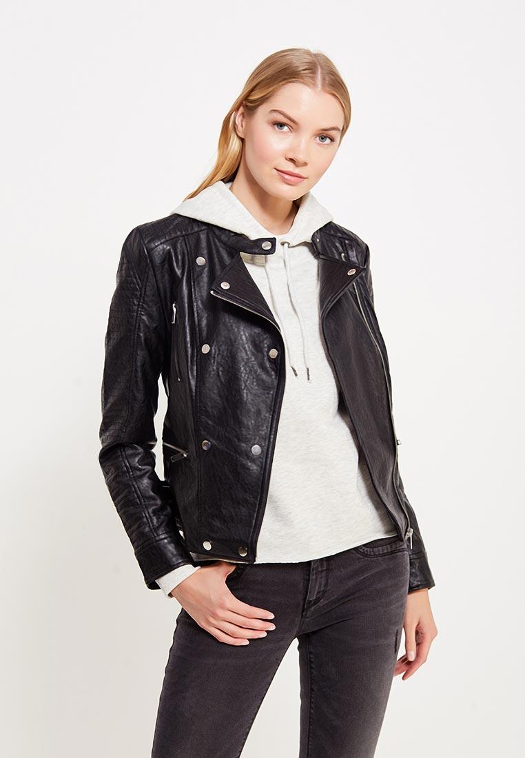 Кожаная куртка Only (Онли) 15139414