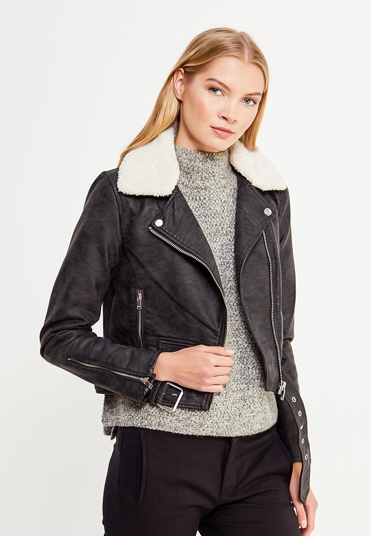 Кожаная куртка Only (Онли) 15141302